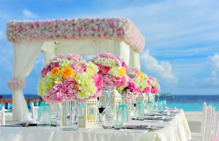 tổ chức sự kiện đám cưới