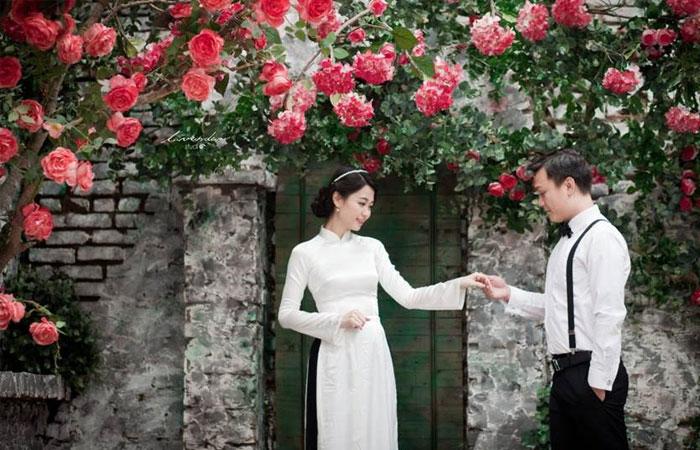 Tổ chức đám cưới theo phong cách cổ xưa